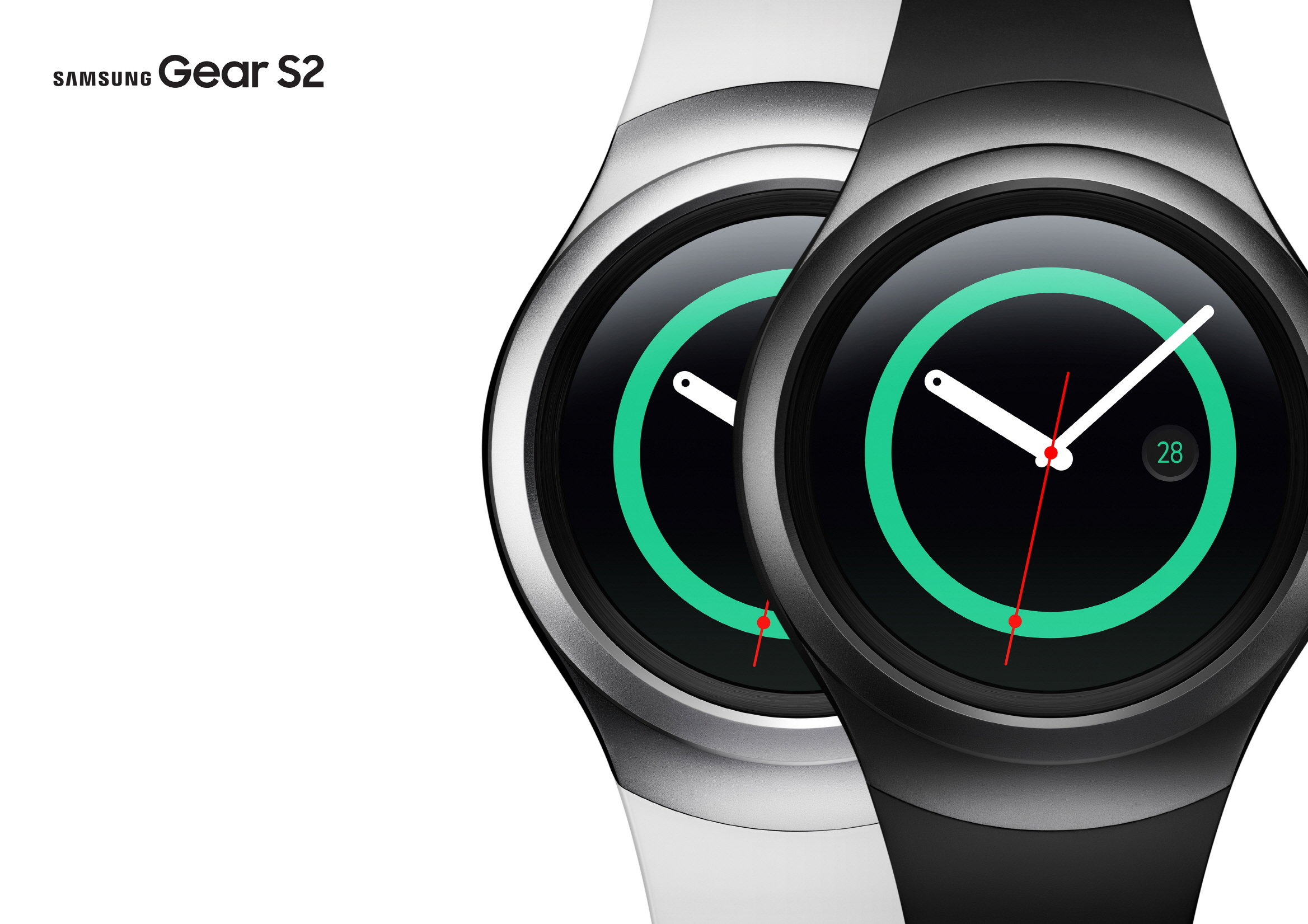 Samsung Gear S2_Black & White (2)