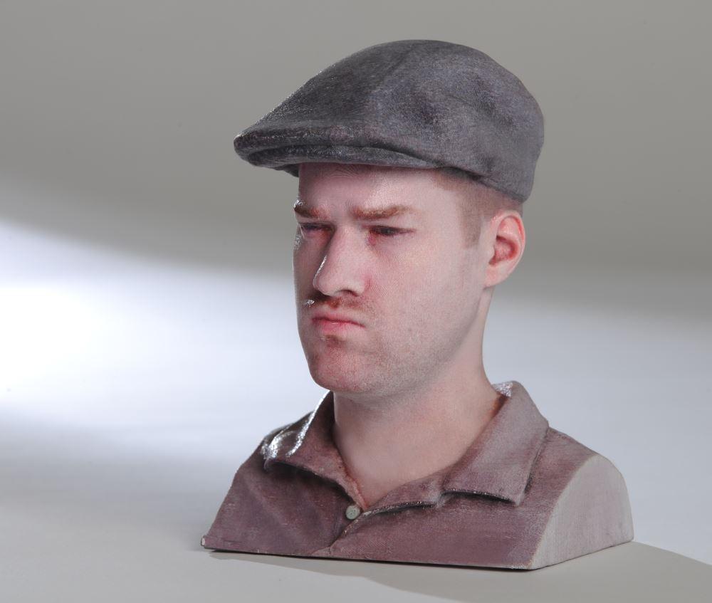 Κι όμως, πρόκειται για 3D εκτύπωση σε χαρτί!