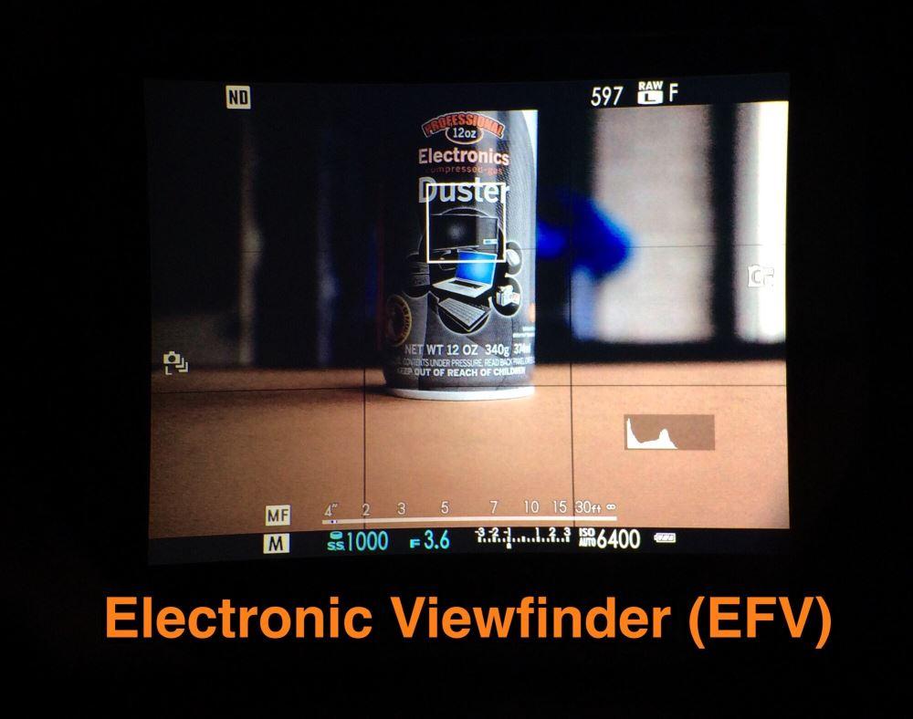Το ηλεκτρονικό εικονοσκόπιο δεν είναι παρά μια οθόνη ακόμη, αλλά έχει και τις αρετές του στην πράξη.