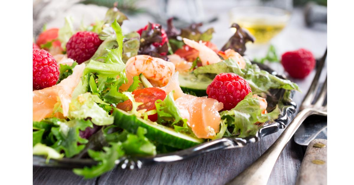 7a4498024fa ... προσούτο, σαλάμι) αλλά και καπνιστά ψάρια όπως ο σολομός, η πέστροφα,  το χέλι μπορούν να κάνουν εξαιρετική παρέα με τα λαχανικά και τα φρούτα.