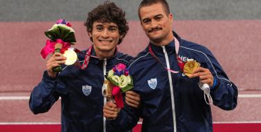 Πέμπτη 2 Σεπτεμβρίου, το πρώτο χρυσό μετάλλιο και τα υπόλοιπα αποτελέσματα.