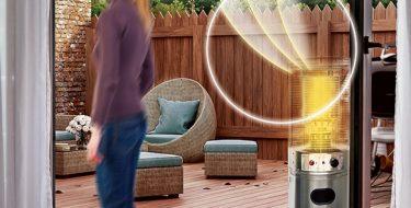 Σόμπες εξωτερικού χώρου: «Φτιάξε» ζεστή ατμόσφαιρα σε κάθε υπαίθριο χώρο!