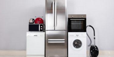 Η σταθερή αξία των μεγάλων οικιακών συσκευών