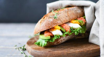Τα σάντουιτς του καλοκαιριού