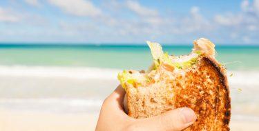 Tα 5 καλύτερα σνακ για την παραλία