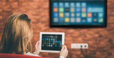 Μετάφερε τη δράση στην TV από το smartphone ή το tablet σου