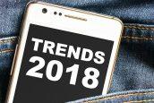 Οι τάσεις στα smartphones για το 2018