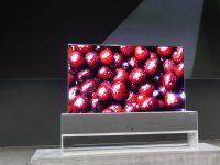 CES 2019: H LG Signature TV είναι μία OLED που… ξεδιπλώνεται!