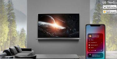 Οι νέες τηλεοράσεις της LG υποστηρίζουν τα HomeKit και AirPlay 2