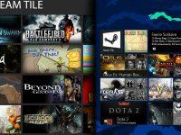 Τα Microsoft Games στο Steam