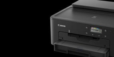 PIXMA TS705: Ο μικρότερος εκτυπωτής της Canon με 5 ανεξάρτητα μελάνια