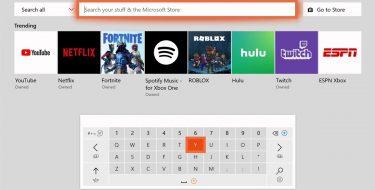 Νέο Xbox One update προσθέτει mini keyboard και έξυπνη απεγκατάσταση