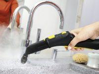 Ατμοκαθαριστής: Tips για καλύτερη υγιεινή σε όλο το σπίτι