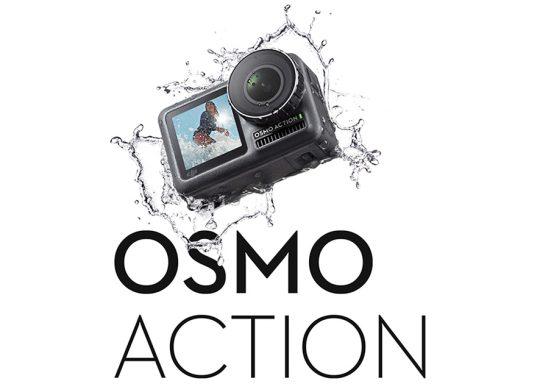 DJI Osmo Action: Αυτή είναι η νέα action camera της εταιρείας