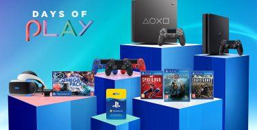 Οι Days of Play επιστρέφουν στο PlayStation