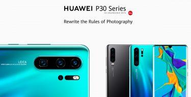 Τα νέα Huawei P30 & P30 Pro επαναπροσδιορίζουν τους κανόνες της φωτογραφίας