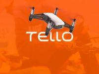 Drone Ryze Tech Tello από την Dji