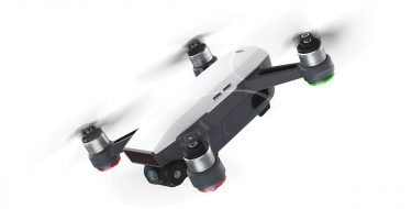 DJI Spark: Γνωριμία με το μικρότερο και πιο οικονομικό Drone της DJI