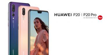 Huawei P20, P20 Pro & P20 Lite