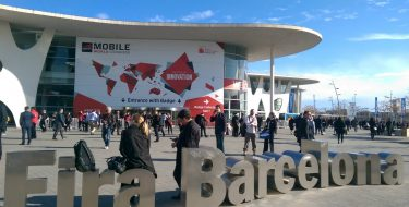 Βρεθήκαμε στο Mobile World Congress 2015