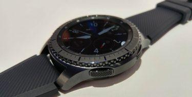 Samsung Gear S3, το νέο smartwatch που συνδυάζει αντοχή και υψηλή αισθητική!