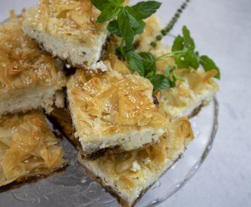 Τυρόπιτα Μπακλαβάς – Κουζίνα: Ιστορίες με τον Ανδρέα Λαγό