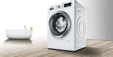 Bosch ActiveOxygen – Πλυντήριο που καθαρίζει υγιεινά με ενεργό οξυγόνο