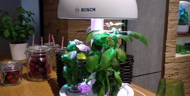 IFA 2018: Η Bosch παρουσιάζει την έξυπνη γλάστρα SmartGrow