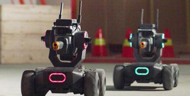 RoboMaster S1: Το ρομπότ που σε μαθαίνει πώς να είσαι νικητής