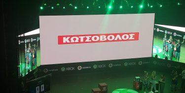 Xbox Arena – Χρυσός Χορηγός στο μεγαλύτερο gaming event