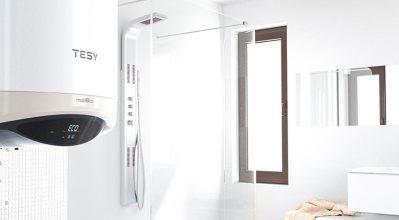 Ζεστό νερό και εξοικονόμηση ρεύματος με έναν «έξυπνο» θερμοσίφωνα