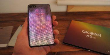 MWC 17: Alcatel A5 με LED φωτισμό στο πίσω μέρος του!