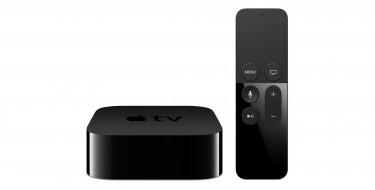 Νέο Apple TV με tvOS.