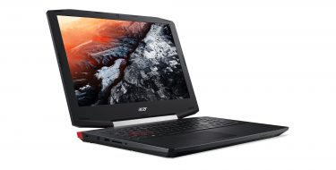 CES 2017: Acer Aspire V Nitro Black Edition και Aspire VX laptops, και νέο Aspire GX desktop