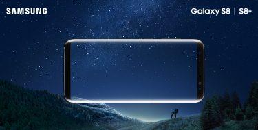 Τα νέα Samsung Galaxy S8 και Galaxy S8 Plus είναι πλέον γεγονός!