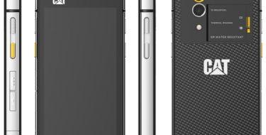 CAT S60: Το πρώτο smartphone στον πλανήτη με θερμική κάμερα