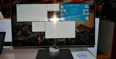 CES 2017: Dell UltraSharp UP3218K,  η πρώτη οθόνη με ανάλυση 8K