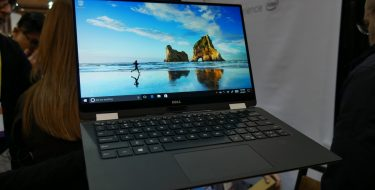 CES 2017: Το Dell XPS 13 2in1