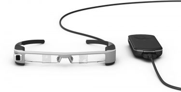 Epson Moverio BT-300 Smart Glasses με Augmented Reality!