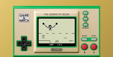 E3 2021: Game & Watch Legend of Zelda Edition