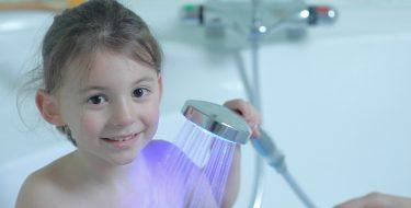 CES 2016:  Hydreo, τo έξυπνο ντους που σε ειδοποιεί όταν έχεις καταναλώσει πολύ νερό!