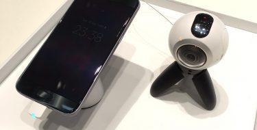 Samsung Gear 360: Νέα μικροσκοπική κάμερα από την Samsung
