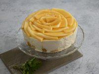 Τούρτα γιαούρτι με πεπόνι – Κουζίνα: Μαζί με τον Ανδρέα και την Ελένη
