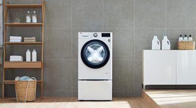 IFA 2019: Η LG παρουσιάζει τα νέα πλυντήρια ρούχων με τεχνητή νοημοσύνη