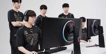 Η LG στο πλευρό των πρωταθλητών esports της Gen.G με τα UltraGear Gaming Monitors
