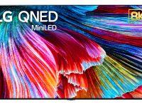 CES 2021: QNED MINI LED τηλεοράσεις από την LG