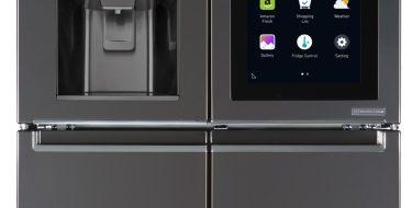 CES 2017: Το ψυγείο LG Smart InstaView