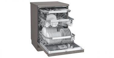 IFA 2017: Τεχνολογία ατμού και στα πλυντήρια πιάτων απο την LG