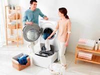 Περισσότερος ελεύθερος χρόνος για εσένα με τα νέα πλυντήρια LG TWINWash