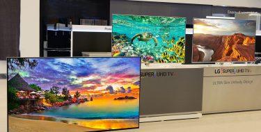 CES 2016: Η LG παρουσιάζει τη νέα σειρά τηλεοράσεων SUPER UHD